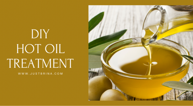 Hot Oil Treatment Main